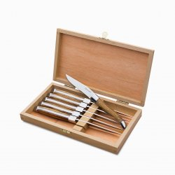 Steakmesser Set 6 tlg. - Basic