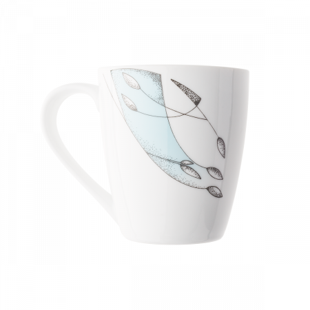 Mug 330 ml Set 4-tlg. - S-Art Elements Water